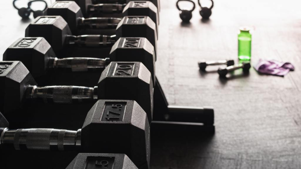 Fitness equipment - training from home vs at the gym